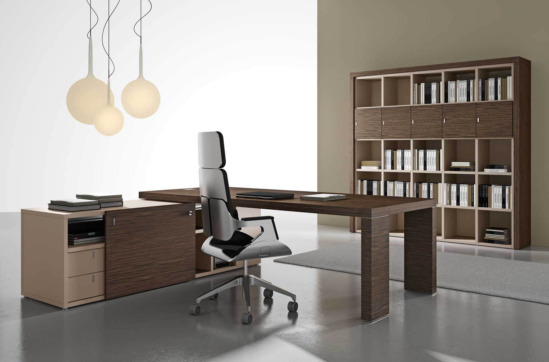 Alea office casa italia for Mobili per ufficio e design