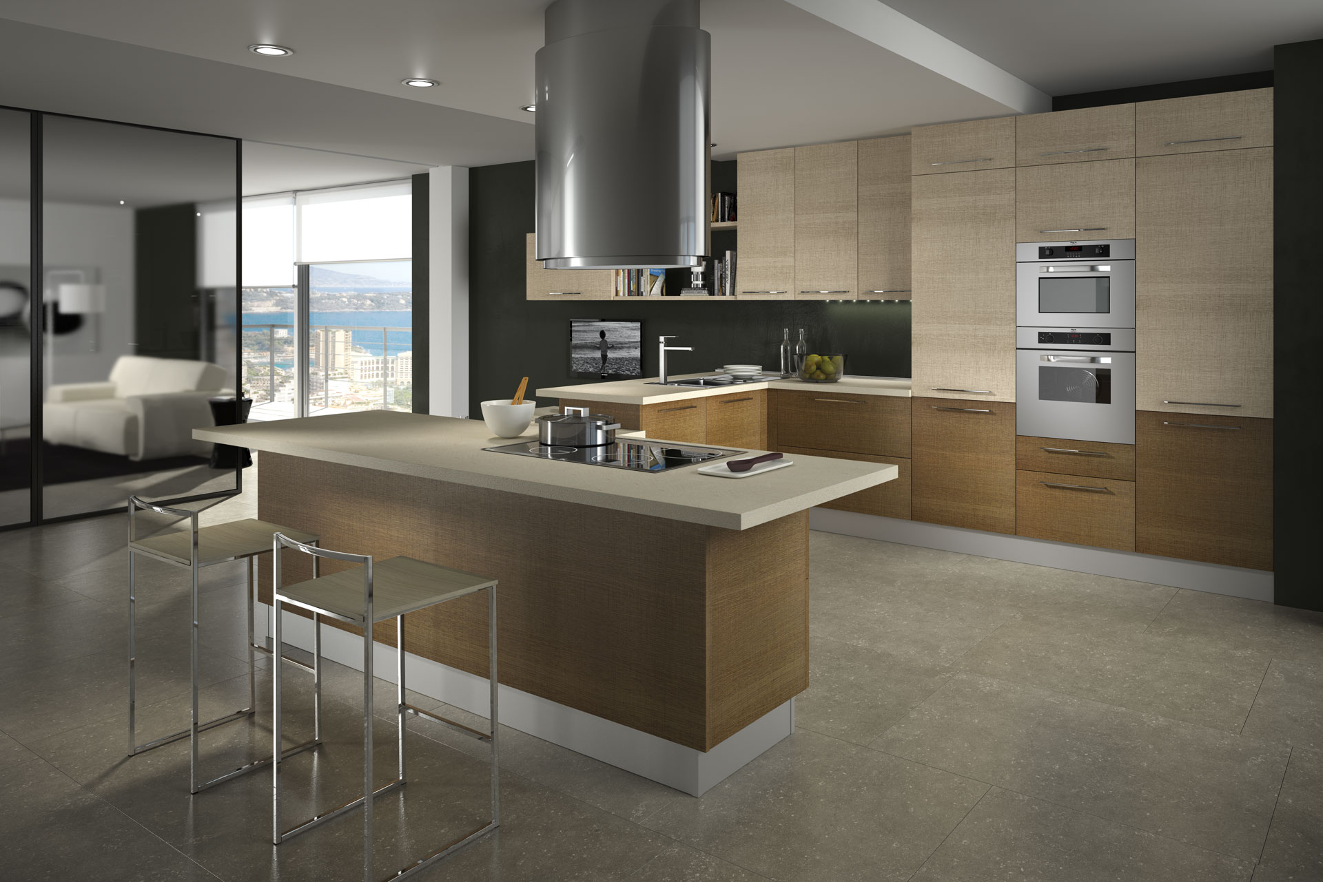 kitchens maior | house italy - Cucine Italia