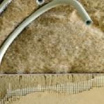 Bioterra - Pannello TerraCruda (con tubi per riscaldamento acqua calda) Ph A Lercara