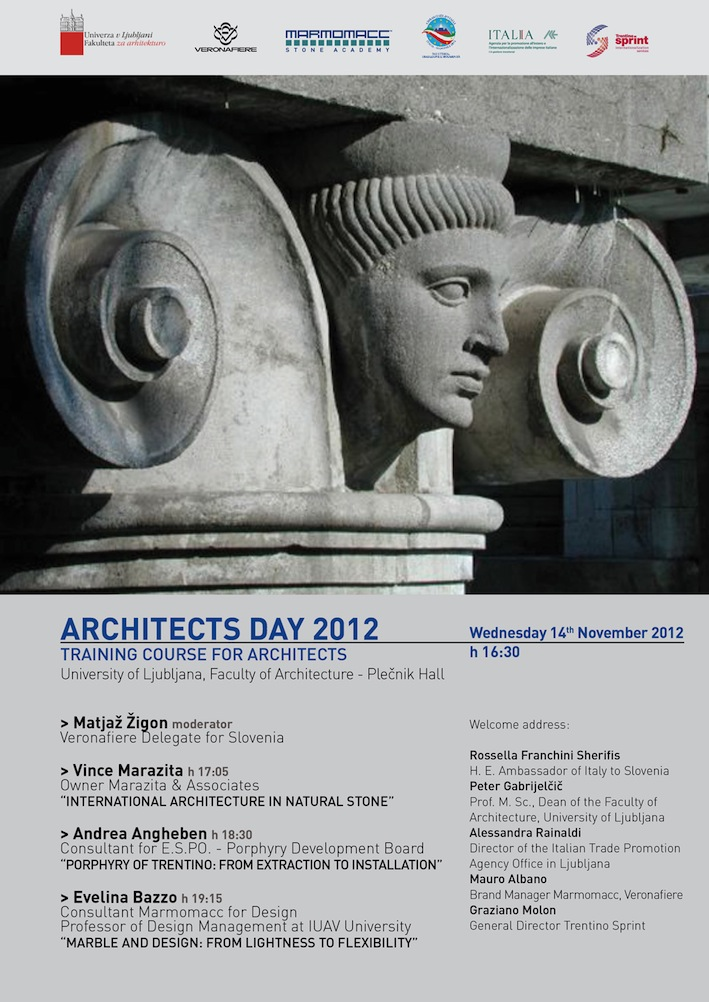 Architects Day 2012