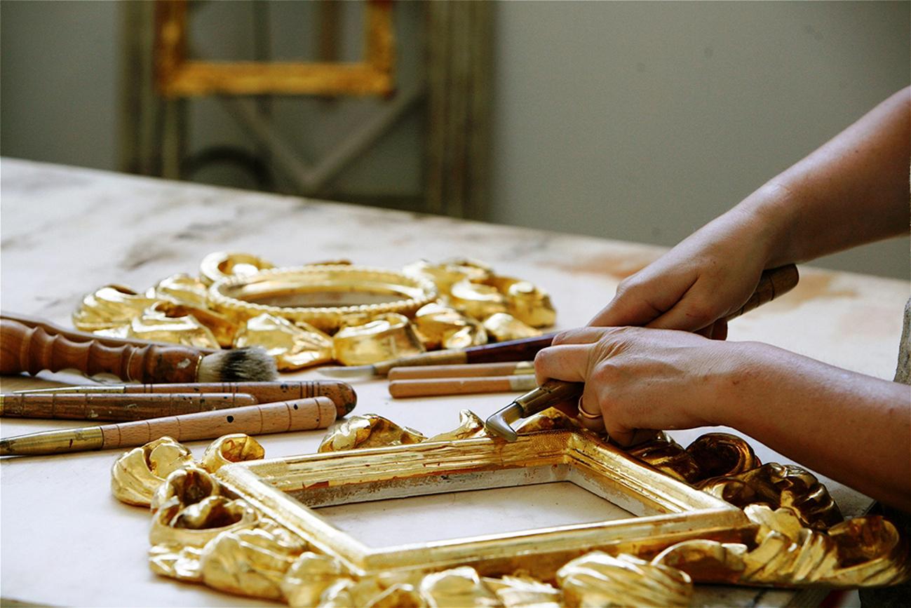 L 39 artigianato artistico tra handmade e innovazione for Colonne esterne di stile dell artigiano