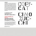 Copycat conversazione Cino Zucchi Treviso