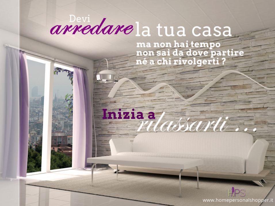 Home personal shopper la figura professionale che cambier il settore dell arredamento casa italia - Home personal shopper ...