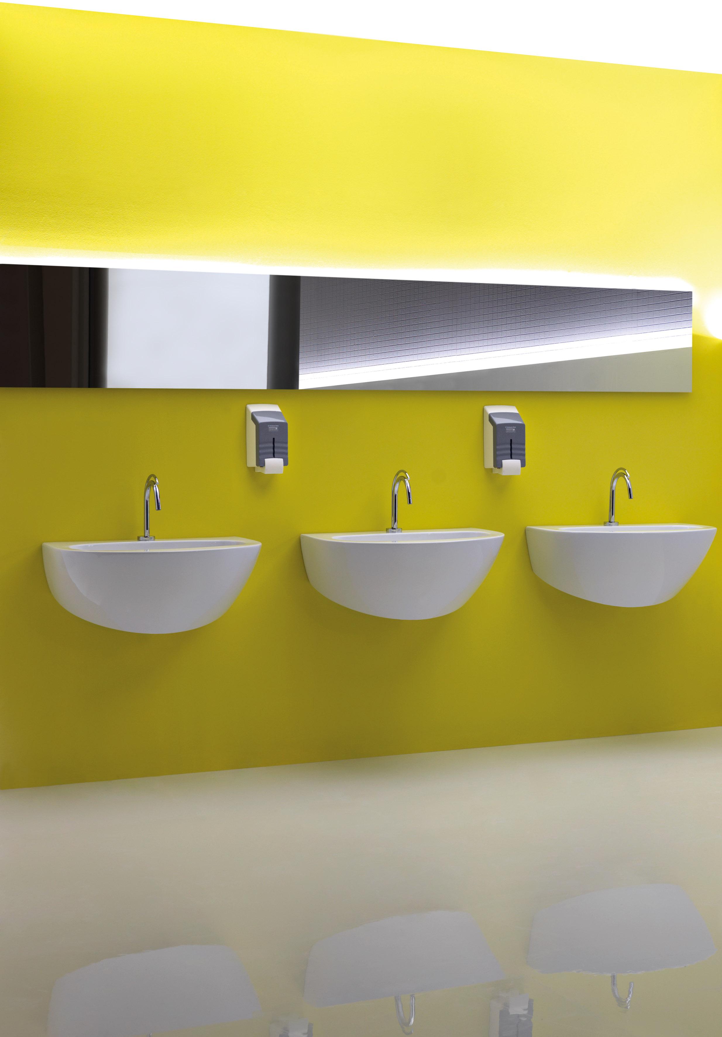 Kerasan porta il design nei bagni pubblici kerasan - Porte per bagni ...