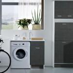 Colavene tendenza grigio anche in lavanderia