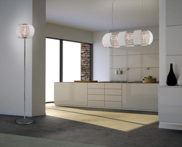 Consigli su come illuminare ogni stanza della vostra casa | Casa Italia