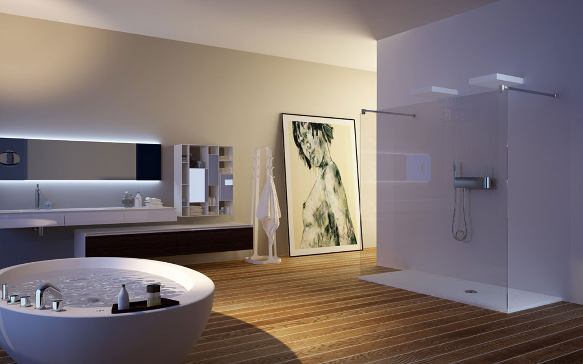 Bagno In Camera Design : Moma design casa italia