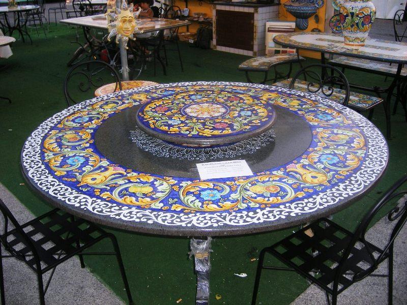 Ceramiche il rustico caltagirone casa italia for Piastrelle cucina caltagirone