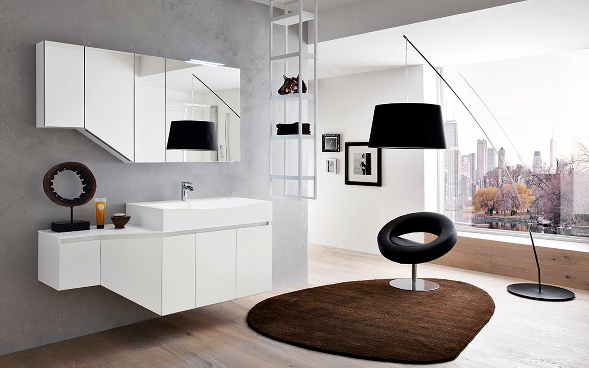Produzione di bagni e mobili per il bagno moderni, classici e di ...